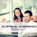 B1 Upper-B2 Intermediate