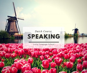 Focus speaking Dutch