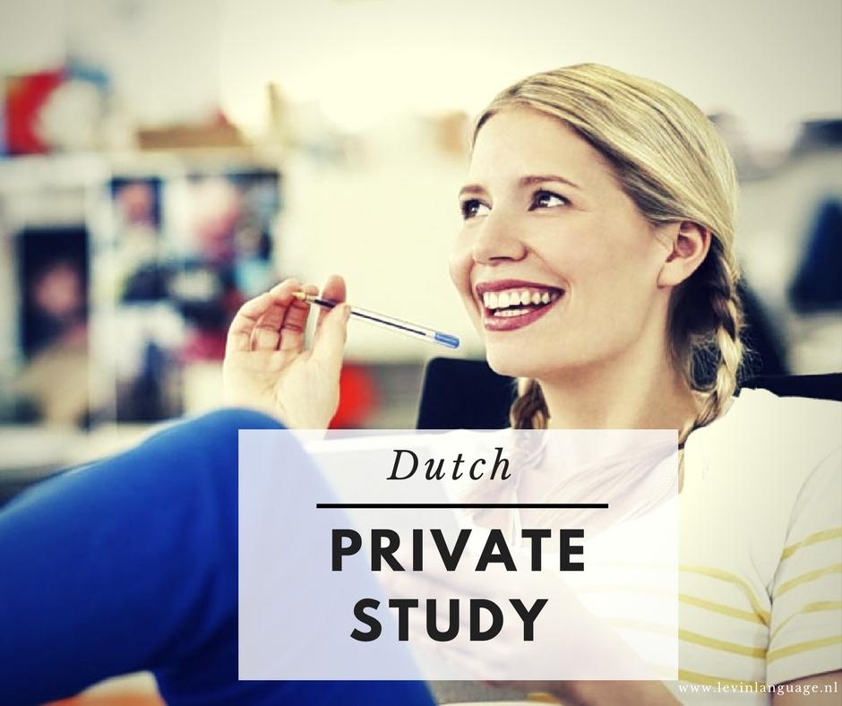 Private study