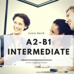 A1-B1 Intermediate
