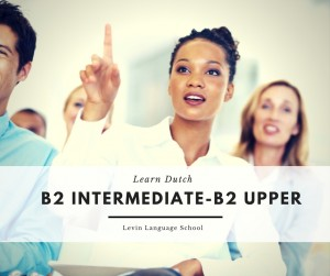 Be Intermediate-B2 Upper